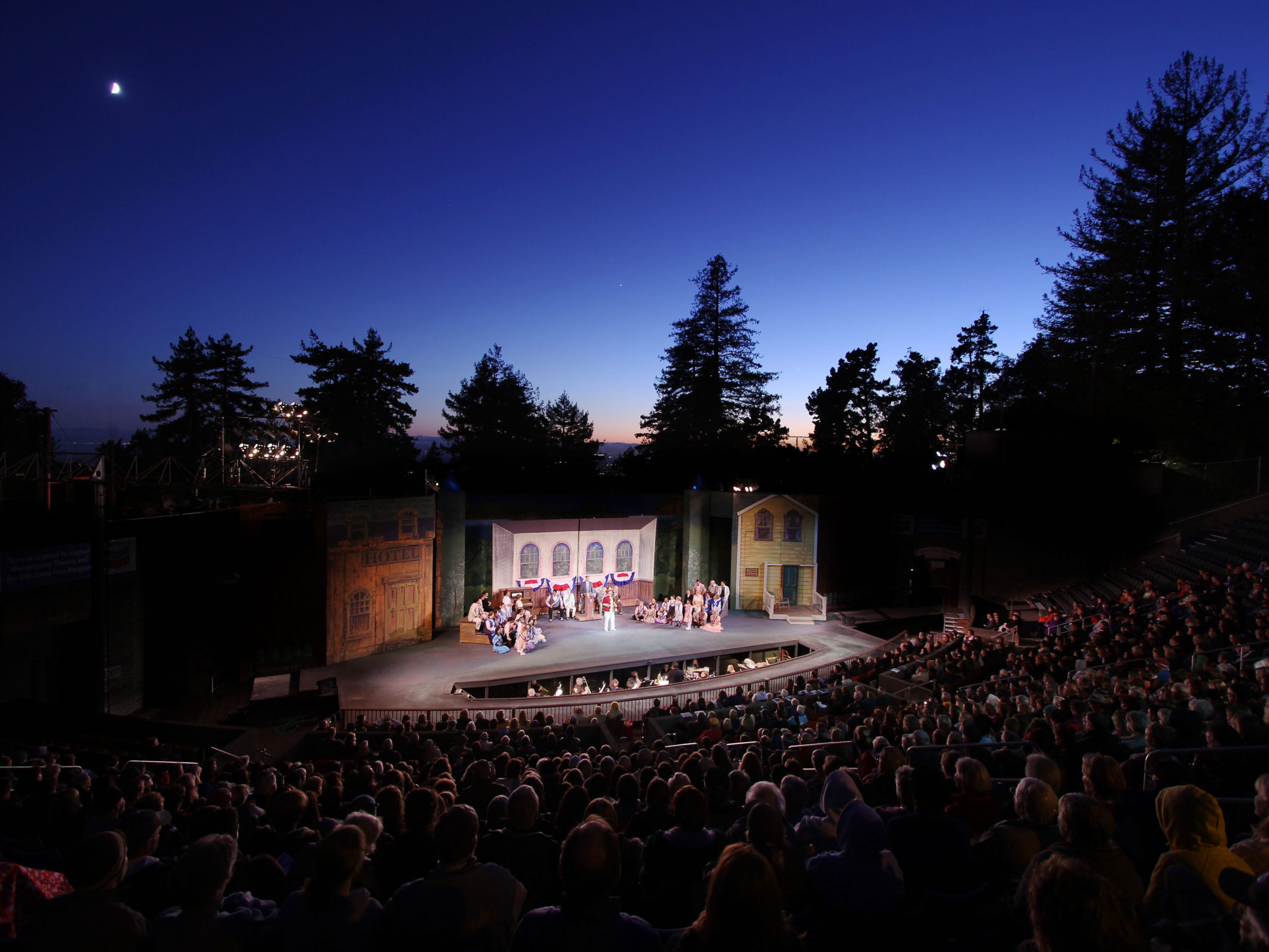 Woodminster Theater Summer Musicals - Joaquin Miller Park