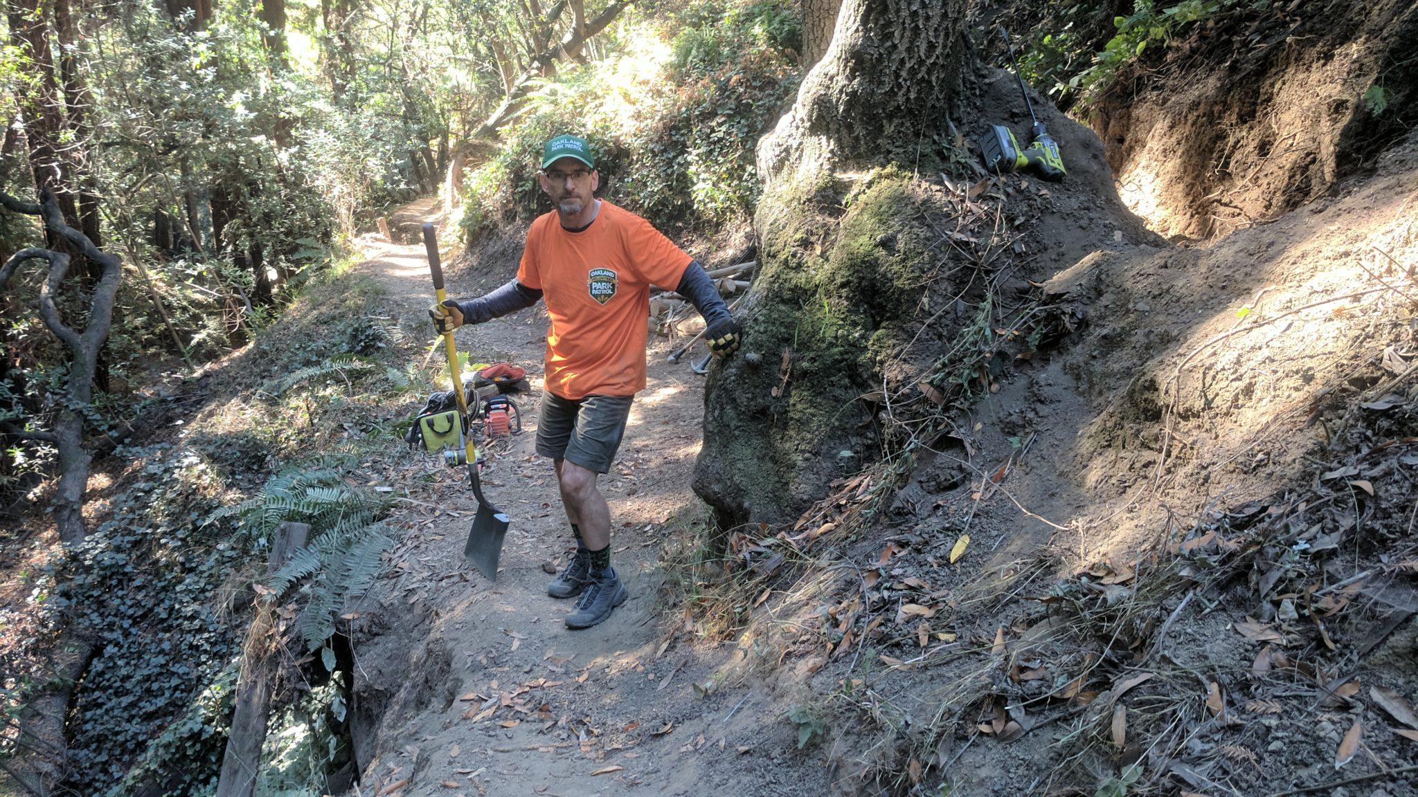 Trail Maintenance – OaklandTrails org